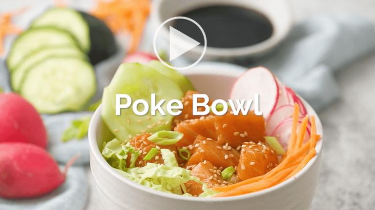 IHC Poke Bowl