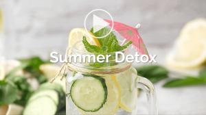 Summer Detox - Dr. Pram